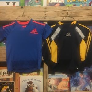 Adidas Boys' Athletic Shirts size 4